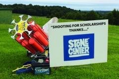 06-Shoot Sponsor Stone Center