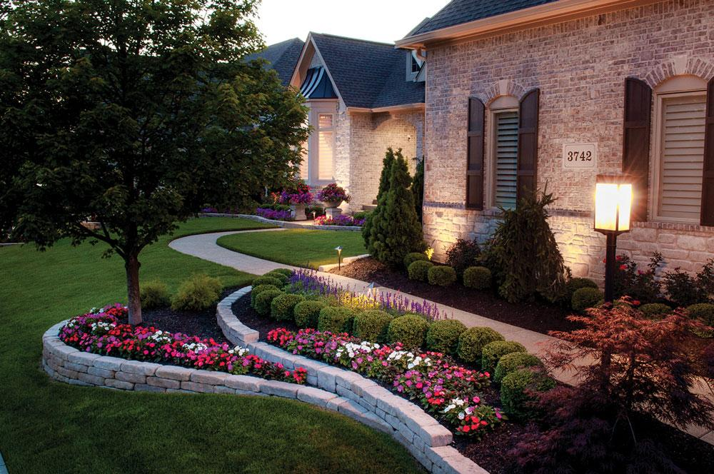 Sundown Gardens</br>Category: Residential Landscape Design Build Under $50,000</br>Project: Private Residence, Carmel
