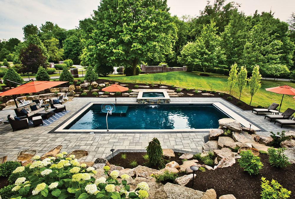 Wasson Nursery</br>Category: Residential Landscape Design Build Over$50,000</br>Project: Private Residence, Carmel