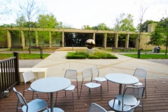 2017 Commercial Landscape Design/Build over $39,000, Mark M. Holeman • Project: Christian Theological Seminary Community Terrace, Indianapolis