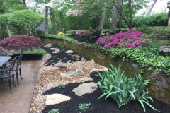 2017 Residential Landscape Design/Build under $50,000, Corresell Landscape • Project: Private Residence, Newburgh, IN