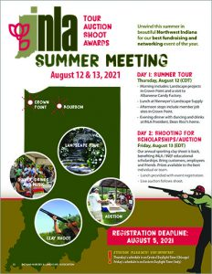 INLA Summer Meeting Brochure (PDF)