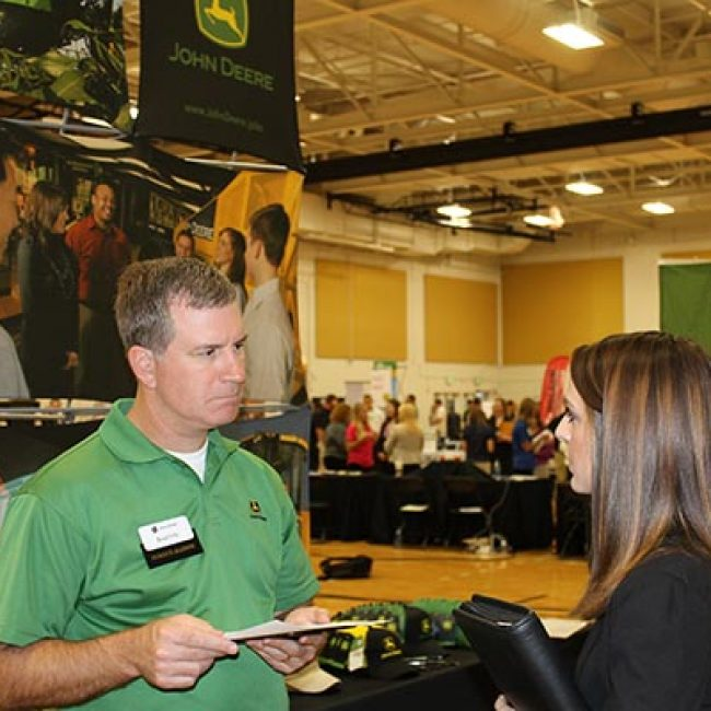 Purdue College of Agriculture Fall Career Fair